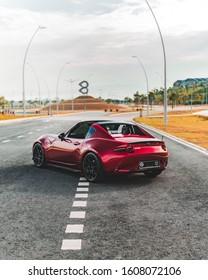 2018 Mazda MX5 Roadster RF Convertable