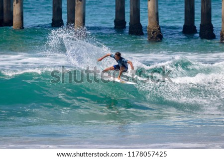 01cac7541e 2018 VANS US OPEN SURFING PRES Stock Photo (Edit Now) 1178057425 ...