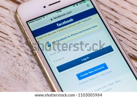 facebook login welcome to facebook m