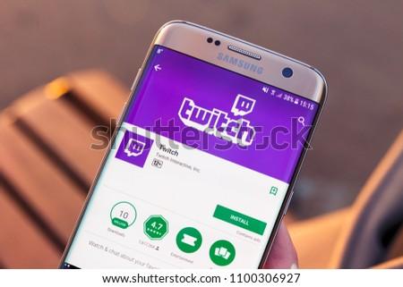 twitch app samsung tv 2016