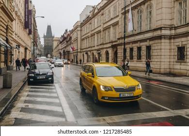 Taxi 28 czech Czech Republic
