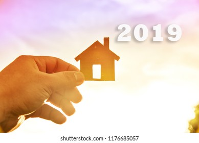 2019 targets, The concept of building houses on sky