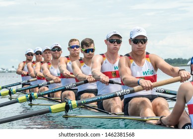 2019 World rowing under 23 championship Nathan Benderson park Sarasota Florida 07/26/19