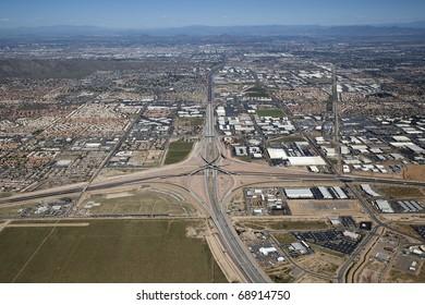 202 & Interstate 10 Interchange