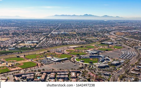2020 Cactus League Spring Training games begin February 21st with opening day at Peoria Stadium on Saturday February 22.