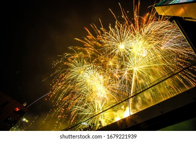 fireworks philippines images stock photos vectors shutterstock https www shutterstock com image photo 2020 new year fireworks bonifacio global 1679221939