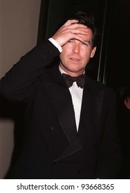 20FEB97: Actor PIERCE BROSNAN at the American Film Institute gala honoring director Martin Scorsese.     Pix: PAUL SMITH