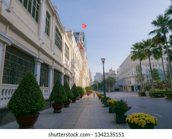 21 Feb 2019,Ho Ci Minh City Hall,Ho Ci Minh City Vietnam