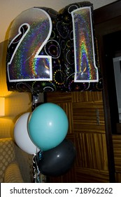 21st Birthday Celebration In Las Vegas