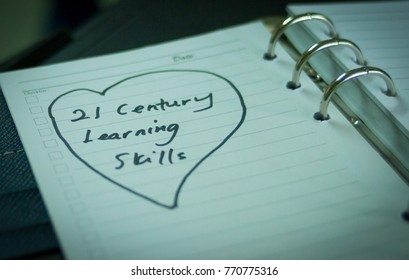 21st century learning is so well-liked by today's students