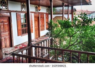 22 JUN 2018 - Manisa, İstanbul - Authentic Kula Home in Kula, Manisa, Turkey
