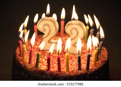 Enjoyable 22 Birthday Cake Stock Photos Images Photography Shutterstock Personalised Birthday Cards Sponlily Jamesorg
