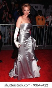 22FEB97:  NYPD Blue star GAIL O'GRADY at the Screen Actors Guild Awards  in Los Angeles. Pix: PAUL SMITH