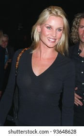"""23SEP97:  Actress NICOLETTE SHERIDAN at the Los Angeles premiere of """"The Peacemaker."""""""
