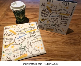 Desk Calendar 2018 Images, Stock Photos & Vectors | Shutterstock