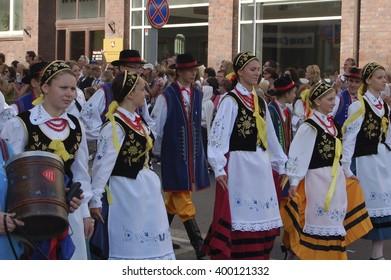24-25 July, 2009, Klaipeda, Lithuania  - EUROPEADE PARADE
