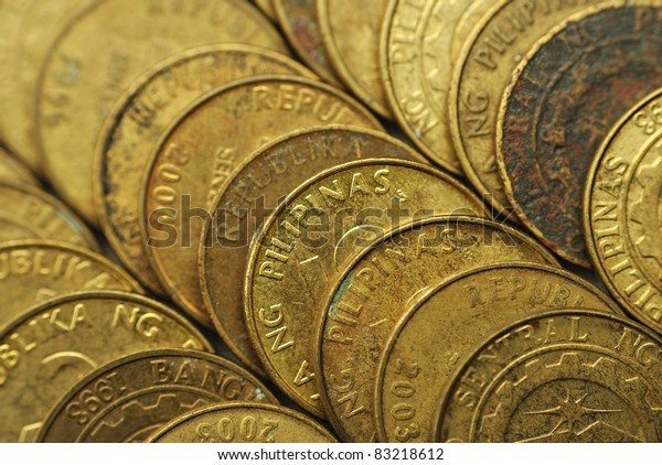 25 Centavo Philippine Coins