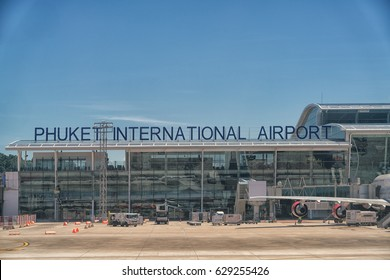 25 Feb 16 : Phuket International Airport is a main international airport in south part of Thailand, Phuket