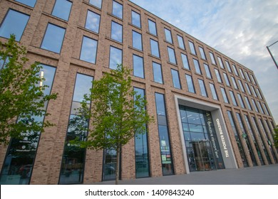 25/05/2019 Slough, England. The Porter Building New Office Development in Slough .