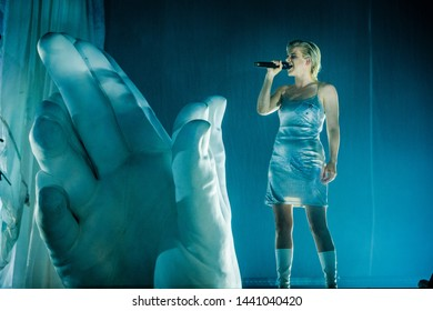 26 June 2019. AFAS Live, Amsterdam, The Netherlands. Concert of Robyn