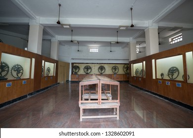 27 Jul 18 : Maratha Palace is a Art museum gallery in Thanjavur, Tamil Nadu -South India