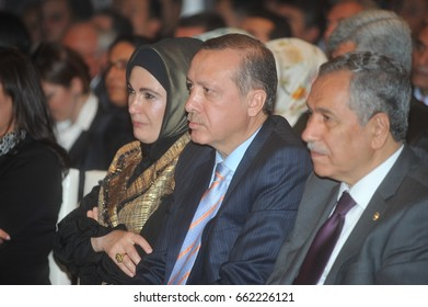 27 November 2010. Beirut,Lebanon.Recep Tayyip Erdogan is the current President of Turkey.