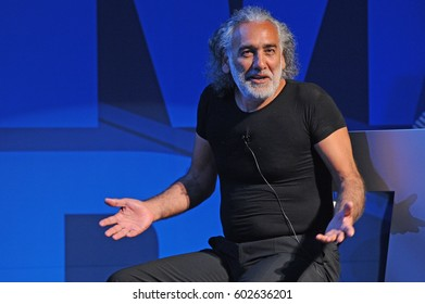 28 June 2011. Istanbul, Turkey. Sinan Cetin is a Turkish actor, film director, and producer.