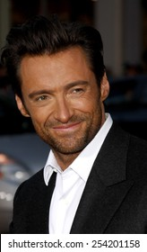 """28/4/2009 - Hollywood - Hugh Jackman at the Los Angeles Premiere of """"X-Men Origins: Wolverine"""" held at the Grauman's Chinese Theatre in Hollywood, United States."""