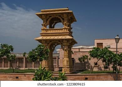 29 Apr-2015-Replica of Rudra Mahalaya Bindu Sarovar Sidhpur district Patan Gujarat INDIA asia