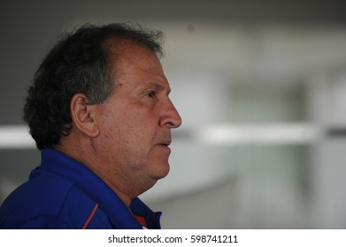 29 May 2012 Istanbul, Turkey. Arthur Antunes Coimbra better known as Zico is a Brazilian coach and former footballer.