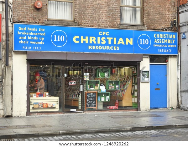 29th November 2018 Dublin Christian Resources Stock Photo (Edit Now