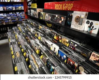 Cd Shop Display Images, Stock Photos & Vectors   Shutterstock