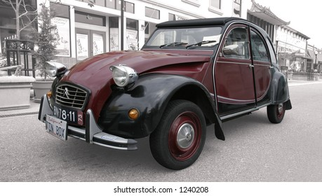2cv from the 70s
