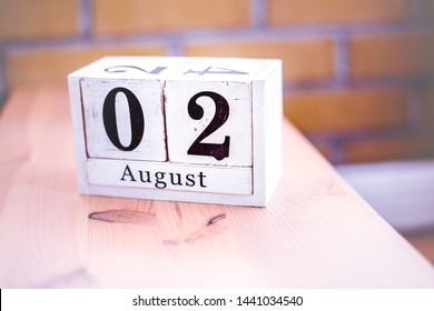 2nd of August - August 2 - Birthday - International Day - National Day