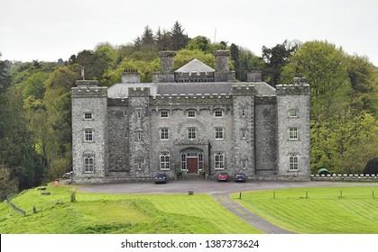 2nd May 2019, Slane, County Meath, Ireland. Slane Castle and Distillery.