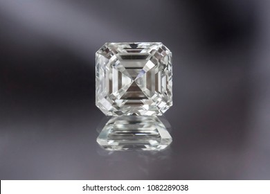 3 carat asscher diamonds in VS1 clarity and G colour.