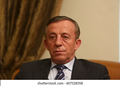 3 January 2013. Istanbul, Turkey. Ali Agaoglu is a Turkish businessman.