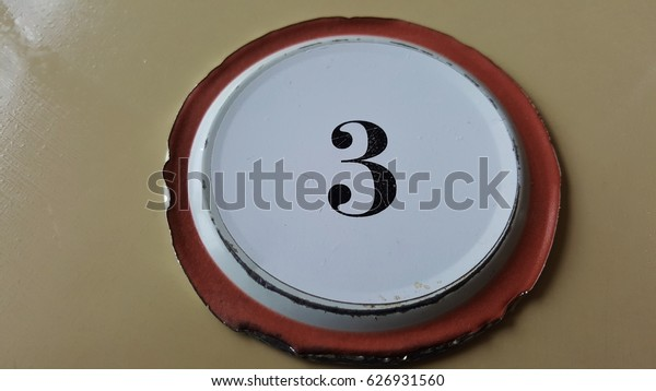 3 on tinned can