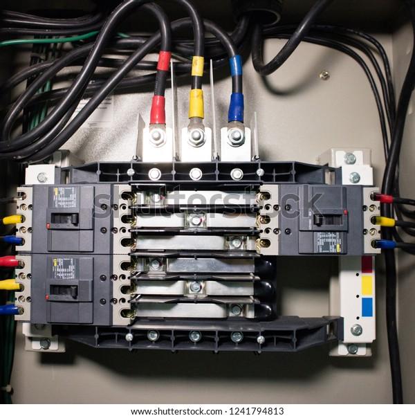 3 phase breaker panel wiring 3 phase electrical panel box wiring diagram data  3 phase electrical panel box wiring