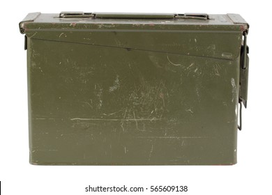 .30 Cal Metal Ammo Can