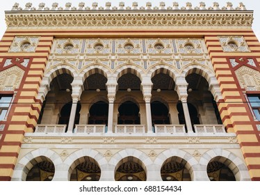 30.08.2014 Sarajevo City Hall Vijecnica was reconstructed after being burned and destroyed in Bosnian war back in 90's by Serbian army.