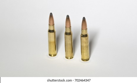 308 Caliber Bullets for a long range hunting rifle from Canada.