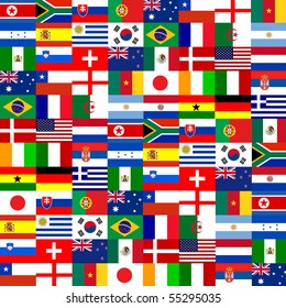 32 National flag pattern.
