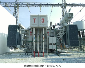 33kV tranformer at power station.