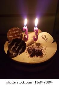 33 Year Old Birthday Cake