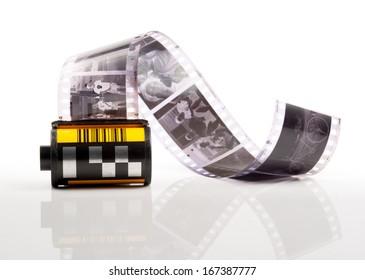 35mm film rolls