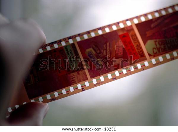 35mm negatives