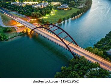 360 Bridge In Austin, Texas