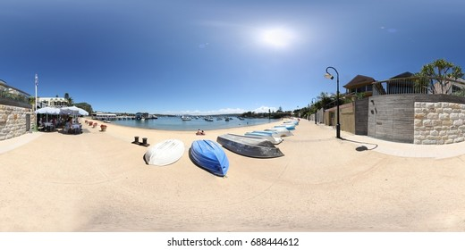 360 degree image of Watsons Bay beach, NSW