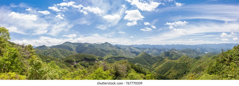 3600 Peaks of Kumano - Hyakken-gura lookout, Japan